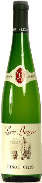 Вино Leon Beyer, Pinot Gris, Alsace AOC, 2012