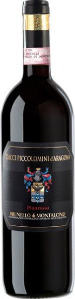 """Вино Ciacci Piccolomini d'Aragona, """"Pianrosso"""", Brunello di Montalcino DOCG, 2007"""