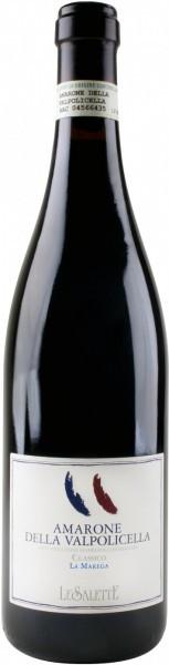 """Вино Le Salette, """"La Marega"""", Amarone della Valpolicella Classico DOC, 2010, 0.375 л"""