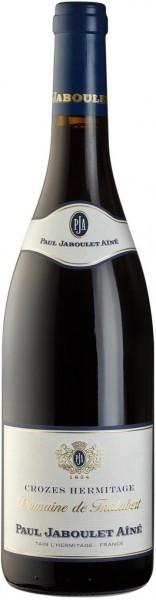 "Вино Paul Jaboulet Aine, ""Domaine de Thalabert"", Crozes Hermitage AOC, 2009"