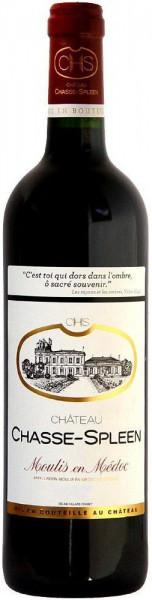 Вино Chateau Chasse-Spleen, Moulis en Medoc AOC Cru Bourgeois, 2009