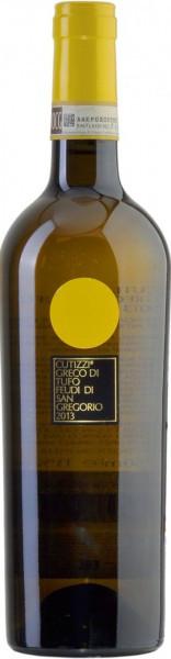 """Вино Feudi di San Gregorio, """"Cutizzi"""" Greco Di Tufo DOCG, 2013"""