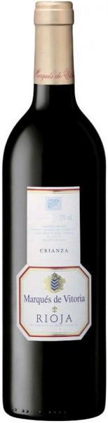 Вино Marques de Vitoria, Crianza, Rioja DO 2010