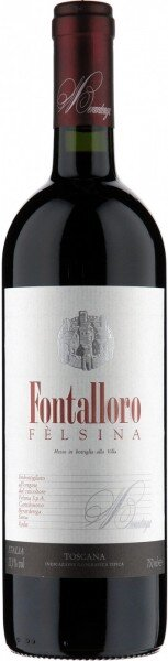 "Вино ""Fontalloro"", Toscana IGT, 2010"