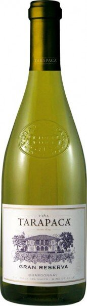 "Вино Tarapaca, ""Gran Reserva"" Chardonnay"
