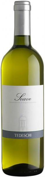 Вино Tedeschi, Soave DOC, 0.375 л