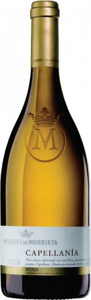 """Вино Marques de Murrieta, """"Capellania"""", 2008"""