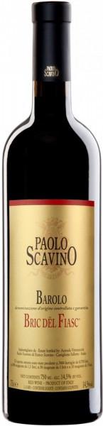 """Вино Paolo Scavino, """"Bric del Fiasc"""", Barolo DOCG, 2007"""