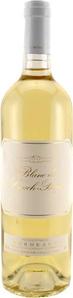 Вино Blanc de Lynch-Bages 2008