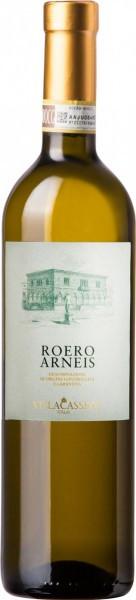 "Вино ""Villa Cassina"" Roero Arneis DOCG, 2015"
