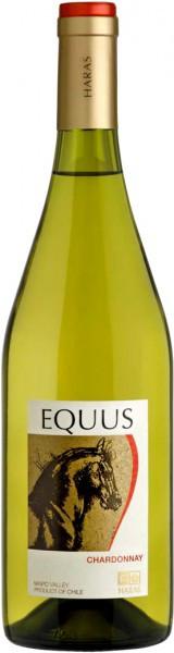 """Вино """"Equus"""" Chardonnay, 2012"""