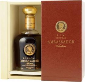 """Ром """"Botucal"""" Ambassador, gift box, 0.7 л"""