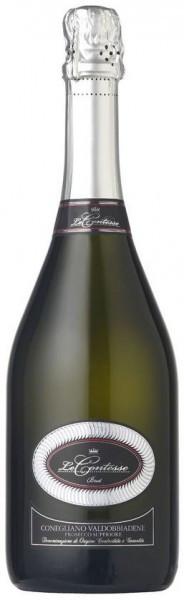 Игристое вино Le Contesse, Conegliano Valdobbiadene Prosecco Superiore DOCG Brut