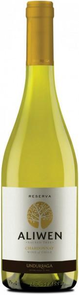 "Вино Undurraga, ""Aliwen"" Chardonnay Reserva, 2014"