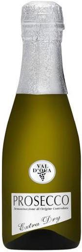 Игристое вино Val d'Oca, Prosecco DOC Extra Dry, 0.2 л
