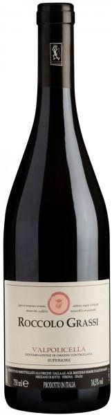 Вино Roccolo Grassi, Amarone della Valpolicella DOC, 2013