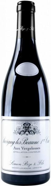 "Вино Simon Bize et Fils, Savigny-les-Beaune 1er Cru ""Aux Vergelesses"" AOC, 2014"