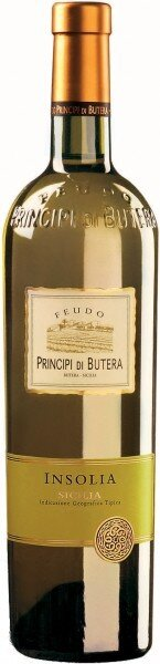 Вино Principi di Butera Insolia Sicilia IGT, 2009