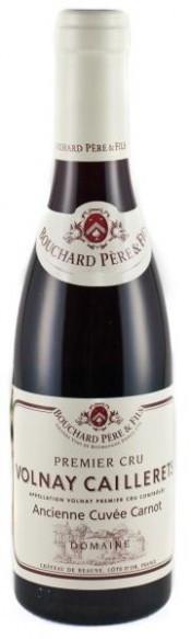 Вино Volnay 1-er Cru AOC Caillerets Ancienne Cuvee Carnot 2007, 0.375 л