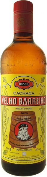 "Кашаса ""Velho Barreiro"", 0.7 л"