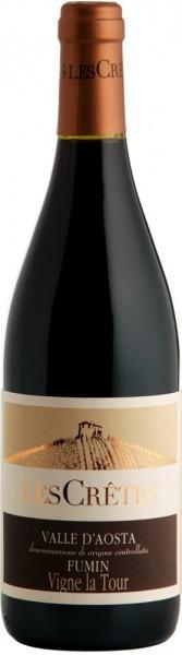 Вино Les Cretes, Fumin, 2012