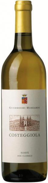 """Вино Guerrieri Rizzardi, """"Costeggiola"""" Soave Classico DOC, 2011"""