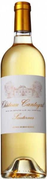 Вино Chateau Cantegril, Sauternes AOC, 2010