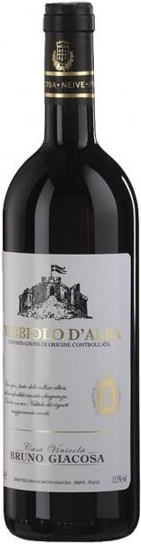 Вино Bruno Giacosa, Nebbiolo d'Alba DOC, 2012
