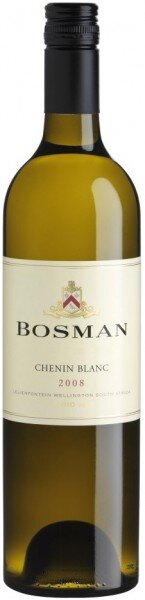 Вино Bosman, Old Bush Vines, Chenin Blanc, 2008