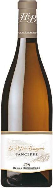 "Вино Sancerre AOC ""Le MD de Bourgeois"", 2012"