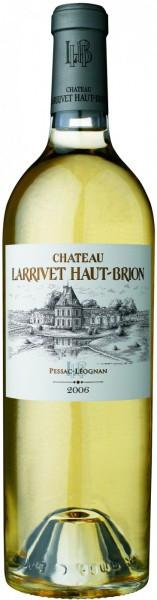 Вино Chateau Larrivet Haut-Brion, Pessac-Leognan AOC Blanc, 2006
