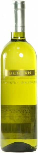 Вино Bertani, Pinot Grigio, 2014