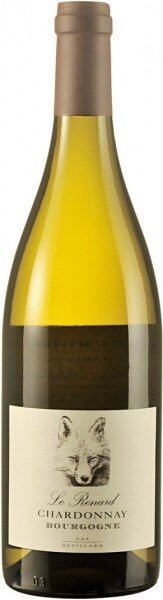 Вино Chateau de Chamirey, Le Renard Chardonnay, Bourgogne AOC, 2013