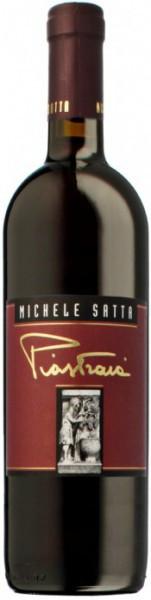 "Вино Michele Satta, ""Piastraia"", Bolgheri DOC, 2008"