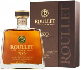 "Коньяк ""Roullet"" XO Royal, Fins Bois AOC, gift box, 0.7 л"