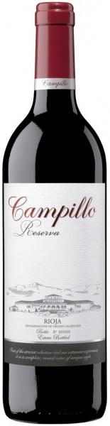 Вино Campillo, Reserva, Rioja DOC, 2008