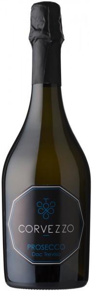 Игристое вино Corvezzo, Prosecco Extra Dry, Treviso DOC