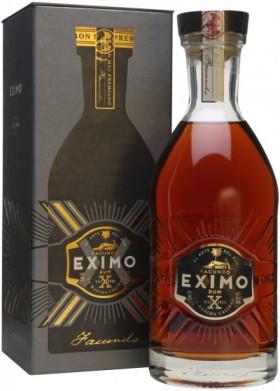 """Ром """"Facundo"""" Eximo, gift box, 0.7 л"""