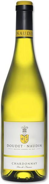 Вино Doudet Naudin, Chardonnay, Vin de France