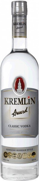 "Водка ""Kremlin Award"" Classic, 0.5 л"