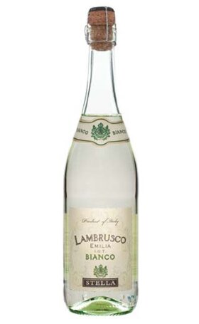 Ламбруско Fratelli Martini Stella Lambrusco Bianco 0.75л