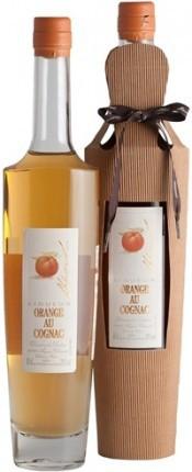 Ликер Lheraud Liqueur au Cognac Orange, 0.5 л