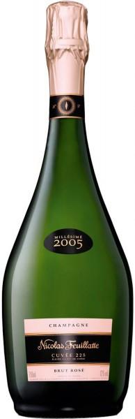 "Шампанское Nicolas Feuillatte, ""Cuvee 225"" Brut Rose"