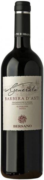 """Вино Bersano, """"Generala"""" Superiore, Barbera d'Asti DOCG, 2010"""