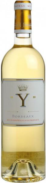 Вино Y d'Yquem, 2010