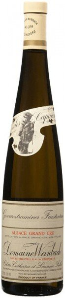 "Вино Domaine Weinbach, Gewurztraminer Grand Cru Furstentum ""Cuvee Laurence"", 2004"