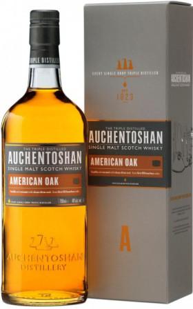 "Виски Auchentoshan ""American Oak"", gift box, 0.7 л"