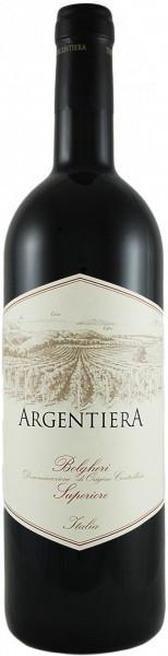 "Вино ""Argentiera"", Bolgheri Superiore DOC, 2008, 0.375 л"