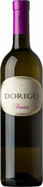 Вино Dorigo, Traminer, Colli Orientali del Friuli DOC, 2011