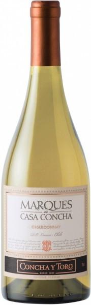 """Вино Concha y Toro, """"Marques de Casa Concha"""" Chardonnay"""